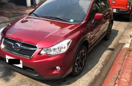 Selling Red Subaru Xv 2015 at 30000 km in Marikina