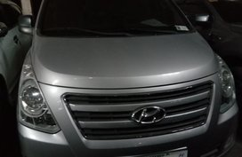 2nd Hand Hyundai Grand Starex 2018 at 34000 km for sale in Quezon City