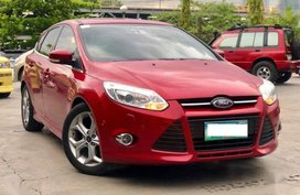 Ford Focus 2014 Hatchback Automatic Gasoline for sale in Makati