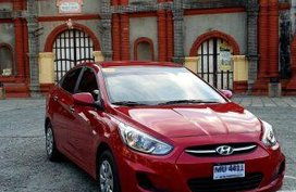 Selling Hyundai Accent 2018 Automatic Gasoline in Calasiao