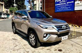 2nd Hand Toyota Fortuner 2017 at 30000 km for sale in Manila