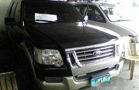 Sell Black 2008 Ford Explorer for sale