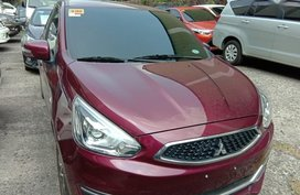 2nd Hand Mitsubishi Mirage 2017 at 13000 km for sale in Quezon City