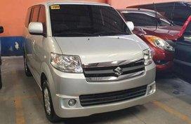2nd Hand Suzuki Apv 2017 Automatic Gasoline for sale in Quezon City