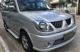 Selling 2nd Hand Mitsubishi Adventure 2007 Manual Diesel at 130000 km in General Trias