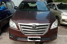 Toyota Innova 2015 Automatic Diesel for sale in Quezon City