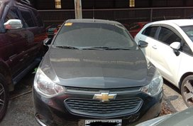 Chevrolet Sail 2017 Manual Gasoline for sale in Quezon City