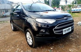 Selling Ford Ecosport 2017 Manual Gasoline for sale in Talisay