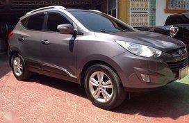 Selling Hyundai Tucson 2012 Automatic Diesel in Manila