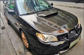 Selling 2nd Hand Subaru Impreza 2007 in Quezon City