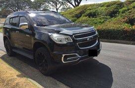 Black Chevrolet Trailblazer 2016 Automatic Diesel for sale in Makati