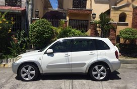Selling Toyota Rav4 2004 Automatic Gasoline in Muntinlupa