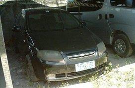 Selling Black 2007 Chevrolet Aveo for sale
