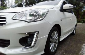 2nd Hand Mitsubishi Mirage G4 2015 at 30000 km for sale in Antipolo