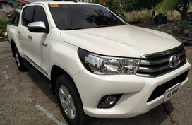 Selling 2nd Hand Toyota Hilux 2018 in Las Piñas