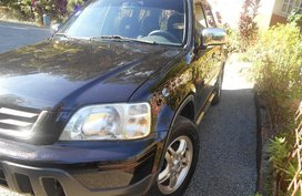 Selling Honda Cr-V 2002 at 97000 km in Baguio
