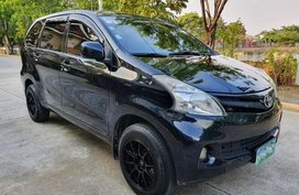 2nd Hand Toyota Avanza 2012 for sale in Manila