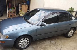 Selling Toyota Corolla 1993 Automatic Gasoline in Bauan