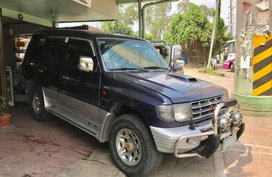 Selling Mitsubishi Pajero 2002 Automatic Diesel in Meycauayan
