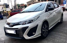 2nd Hand Toyota Vios 2019 for sale in Manila