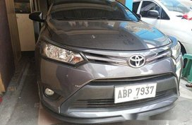 Selling Grey Toyota Vios 2015 at 26000 km in Taguig
