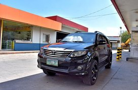 Selling Toyota Fortuner 2012 at 70000 km in Lemery