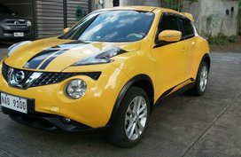 2nd Hand Nissan Juke 2017 Automatic Gasoline for sale in Tanauan