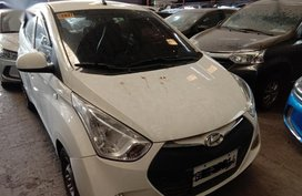 2nd Hand Hyundai Eon 2016 for sale in Quezon City
