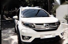 Sell 2nd Hand 2017 Honda BR-V Automatic Gasoline at 20000 km in Parañaque