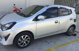 Selling 2nd Hand Toyota Wigo 2018 Automatic Gasoline at 8100 km in Pagadian