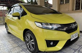 Selling Honda Jazz 2015 at 25000 km in Quezon City