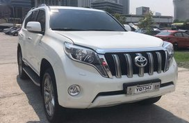Selling Toyota Land Cruiser Prado 2015 Automatic Gasoline in Pasig