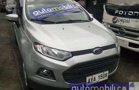 2nd Hand Ford Ecosport 2015 Manual Gasoline for sale in Parañaque