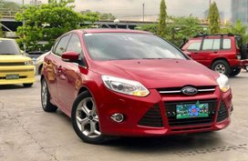 2nd Hand Ford Focus 2014 Hatchback at Automatic Gasoline for sale in San Mateo