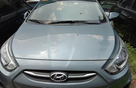 Sell 2nd Hand 2018 Hyundai Accent Automatic Gasoline at 5000 km in Quezon City
