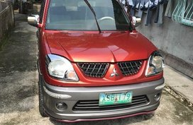 2nd Hand Mitsubishi Adventure 2004 Manual Diesel for sale in Angeles