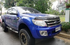 Ford Ranger 2014 Manual Diesel for sale in Pasay