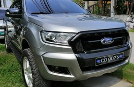 2nd Hand Ford Ranger 2018 for sale in Angeles