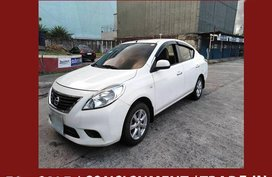 Sell White 2015 Nissan Almera in Quezon City