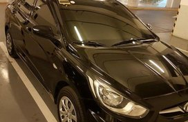 Sell 2nd Hand 2013 Hyundai Accent Manual Gasoline at 40700 km in Cebu City