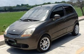 Selling Chevrolet Spark 2007 Manual Gasoline in Quezon City