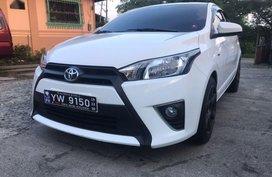 Selling 2nd Hand Toyota Yaris 2016 in Santa Maria