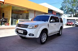 Selling 2nd Hand Ford Everest 2014 at 50000 km in Lemery