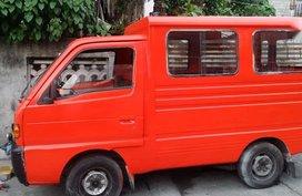 Selling Suzuki Multi-Cab 2008 Manual Gasoline in Quezon City