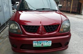 2nd Hand Mitsubishi Adventure 2005 for sale in Quezon City