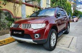 Selling Mitsubishi Montero Sport 2011 Automatic Diesel in Manila