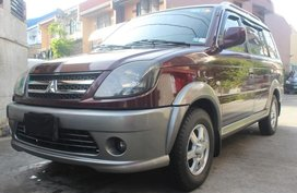 Sell 2nd Hand 2012 Mitsubishi Adventure Manual Diesel at 128000 km in San Mateo