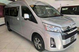 Selling Brand New Toyota Hiace 2019 Automatic Diesel in Makati