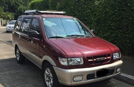 2001 Isuzu Crosswind for sale