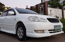 2003 Toyota Altis for sale